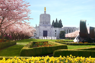 Oregon Legislative Update, October 4, 2019