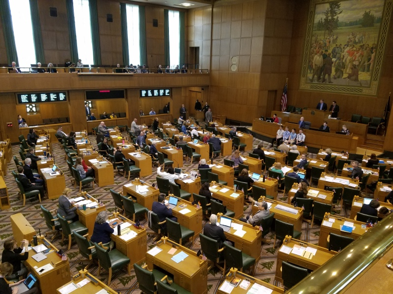 Oregon Legislative Update, September 6, 2019